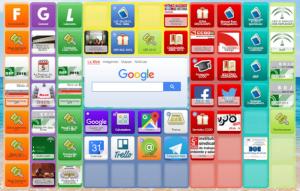 Un webmix con todo lo que necesitas: Tablón CCOO Symbaloo