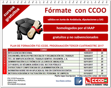 Curso junta de andalucia online dating