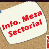 📌Mesa Sectorial (personal funcionario) celebrada el 8/11/2018: modificaciones de RPTs en varias Consejerías