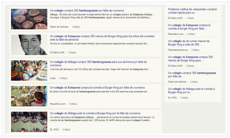 Captura búsqueda web Noticia Estepona