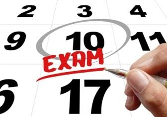 Day Examen calendar