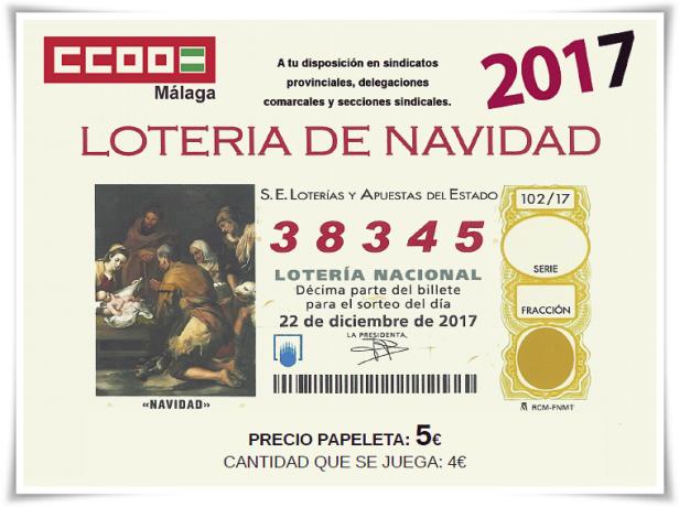 lotería 2016 cartel big