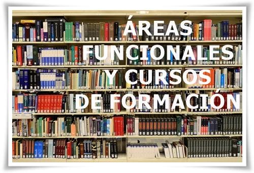 áreas funcionales y cursos de formación bg