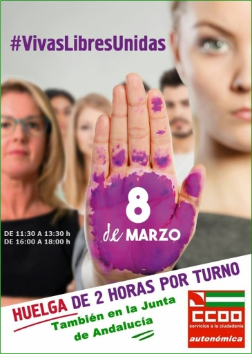 cartel 8m horas JA