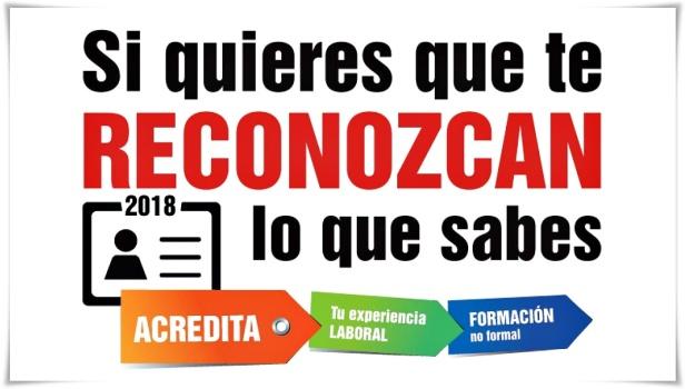 acredita 2018 cartel bg