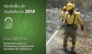 Infoca 2018 medalla 300
