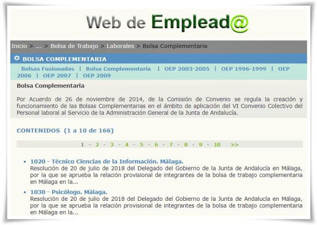 bolsa complementaria Málaga 20072018 bg