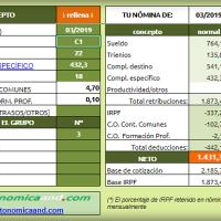 [útil] 🧮 Calculadora de nómina para personal funcionario de la Junta de Andalucía