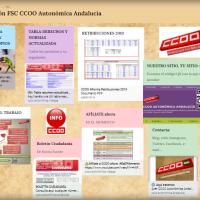 📌El Tablón CCOO Autonómica Andalucía: de corcho en tu centro, online donde quieras. [retribuciones, asuntos propios, derechos...]