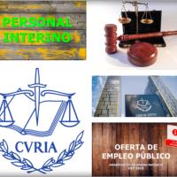 [♻ Actualización 22/10/2019] ⚖ Personal interino: La Abogada General del TJUE avala en sus conclusiones la normativa española