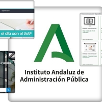📚 Aprovecha el confinamiento para formarte: Iniciativas del IAAP en apoyo al personal de la Administración Pública de Andalucía