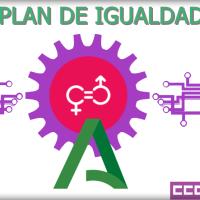 ♀️ ♂️ El Plan de Igualdad en la Junta de Andalucía, impulsado por la presión de CCOO